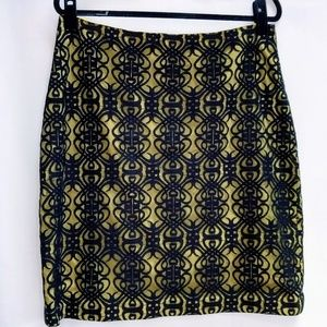 Coldwater Creek Lace straight Skirt NWOT